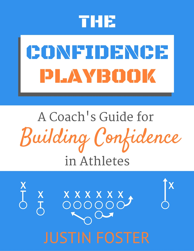 Confidence, Confidence Playbook, Mental Toughness, Mental Training, Coaches Guide, Confidence in Athletes