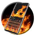 Fire Flames Keyboard icon