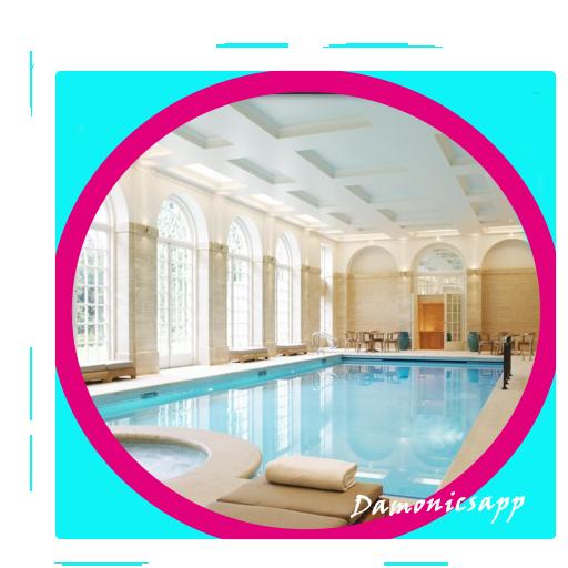 游泳池设计理念 生活 App LOGO-硬是要APP