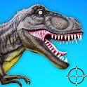New Safari Dino Hunting-Jungle Dinosaur Games 2018 icon