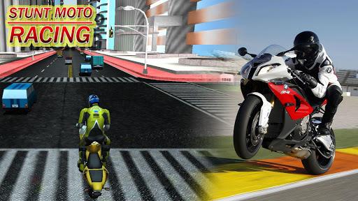 バイク レーシング: 攻撃レース: Attack Race