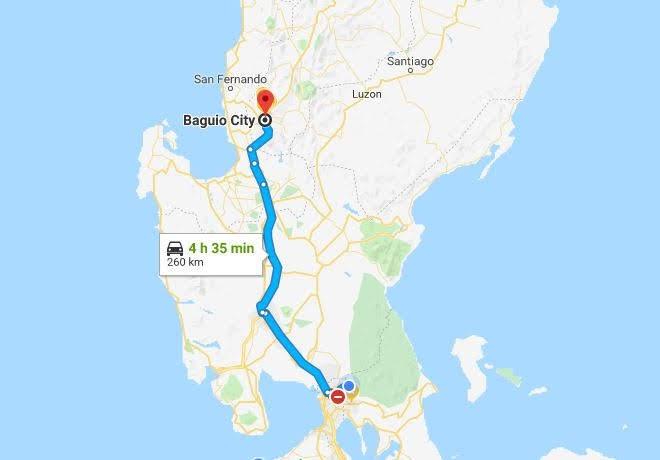 Baguio DIY Itinerary
