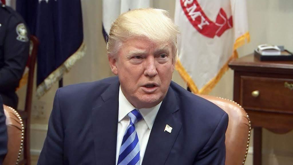 Trump demands DOJ investigation of California sanctuary mayor
