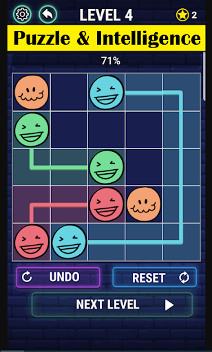 Emoji Connect - Mind and Puzzle Game android2mod screenshots 2