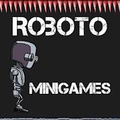 Mini Games with Roboto