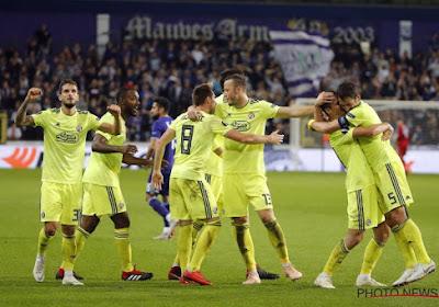 Anderlecht à Zagreb pour sauver son honneur et améliorer le coefficient UEFA de la Belgique