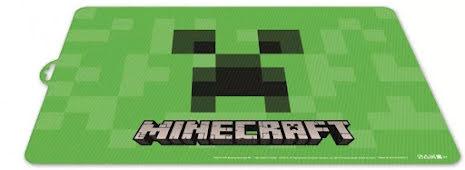 Bordsunderlägg Minecraft Creeper