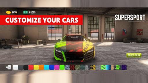 Real Car Parking screenshot 4