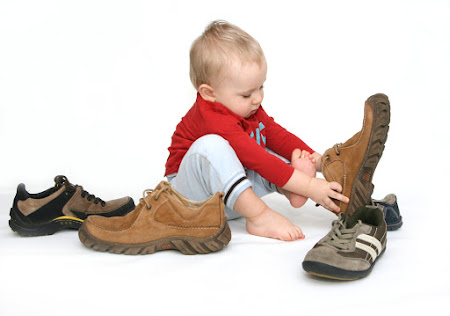 Hoe kies je goede kinderschoenen?