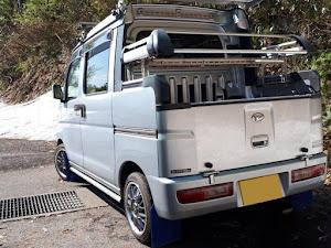 ハイゼットデッキバン  G 平成25年のカスタム事例画像 新 黄昏の車好きさんの2019年05月06日18:43の投稿