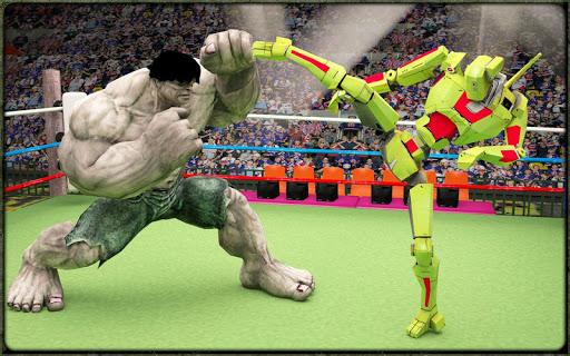 Incredible Monster Superheroes Ring Battle  screenshots 11