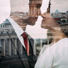 Fotógrafo de bodas Evgeniy Silestin (silestin). Foto del 23.01.2018