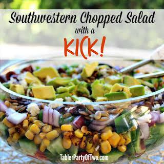 Southwestern Chopped Salad.