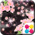 Cheery Blossom Mystic Theme icon