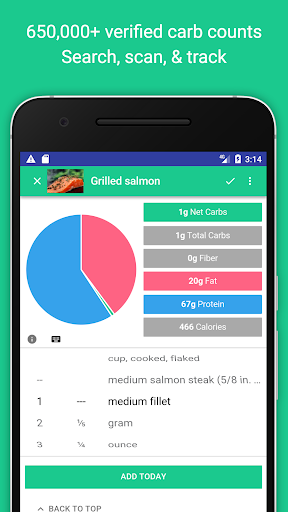 Download Carb Manager - Keto & Low Carb Diet Tracker MOD APK 2