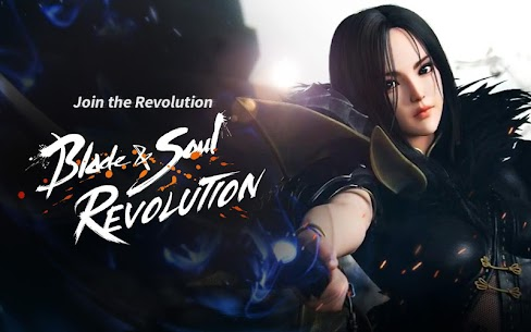 Blade&Soul Revolution Apk Download For Android and Iphone 6