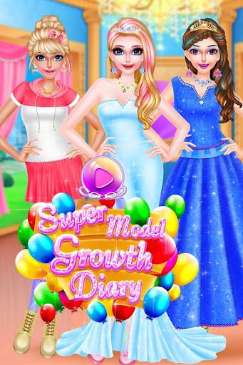 Super Model Growth Diary screenshot 18