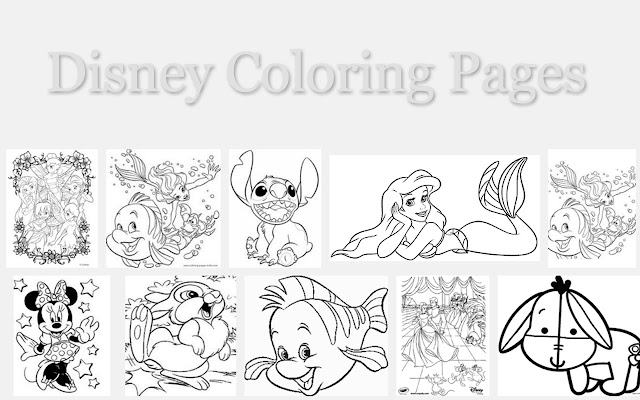 Hundreds Of Free Disney Coloring Pages Discover Lots Activities And Characters Here Just For You
