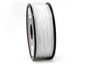 White ABS Filament - 1.75mm