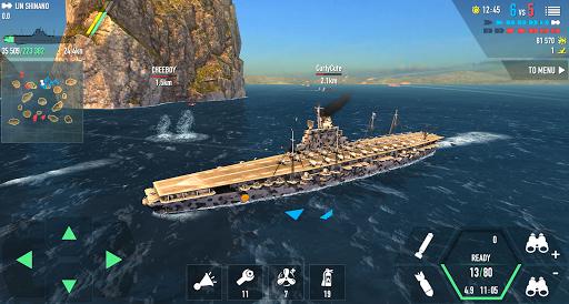 Battle of Warships: Naval Blitz 1.72.12 screenshots 23