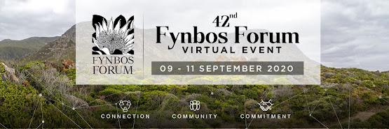 Fynbos Forum 2020 Virtual Event