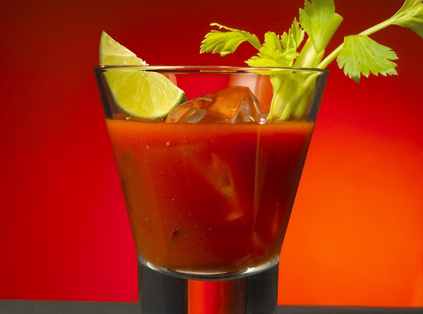 Have another Bloody Mary.
