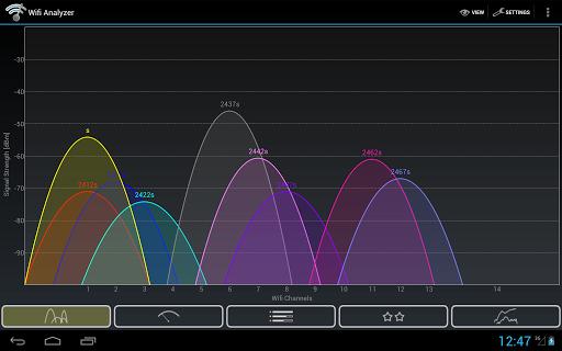 Wifi Analyzer 3.11.2 9