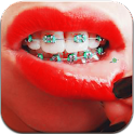 Real Braces Teeth Booth icon