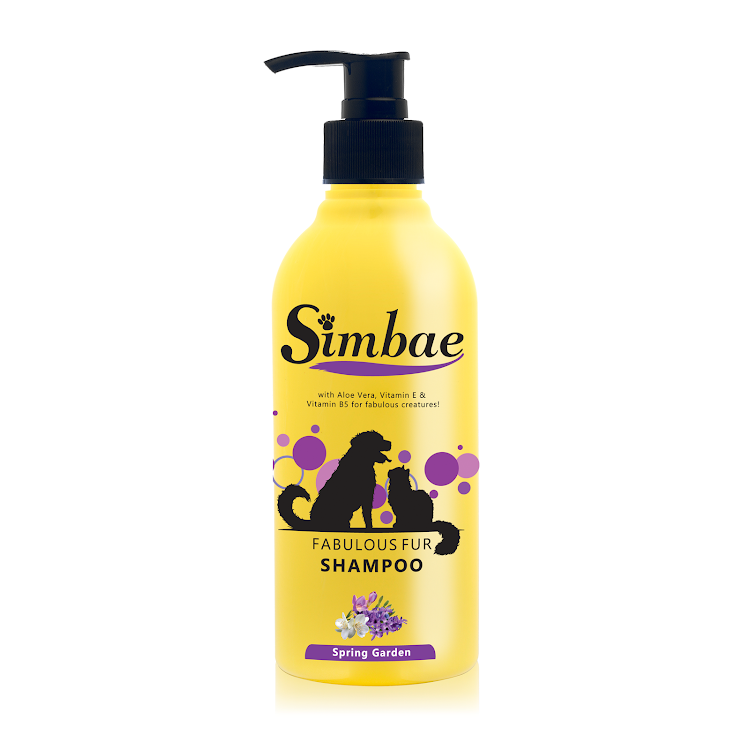 SIMBAE Fabulous Fur Pet Shampoo (300ml)