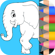 Animals Coloring Pages 2