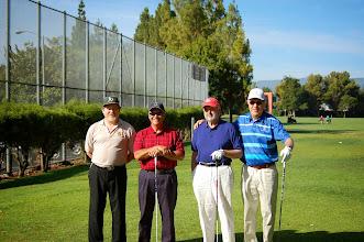Photo: Phil Smithson, Jorge Marsal, John Pantazy and John Diluzio