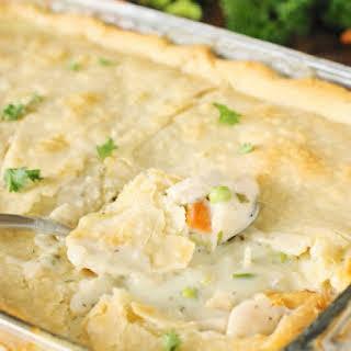 Chicken Pot Pie {2 Ways}.