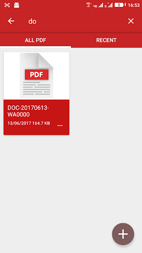 PDF Reader Viewer 2020 screenshot 3