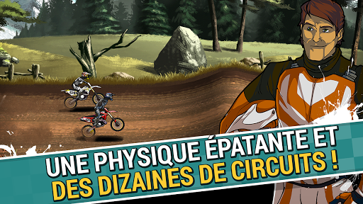 Mad Skills Motocross 2 captures d'u00e9cran 1