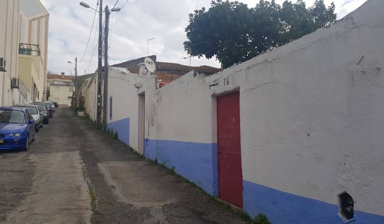 Terrain Lisbonne