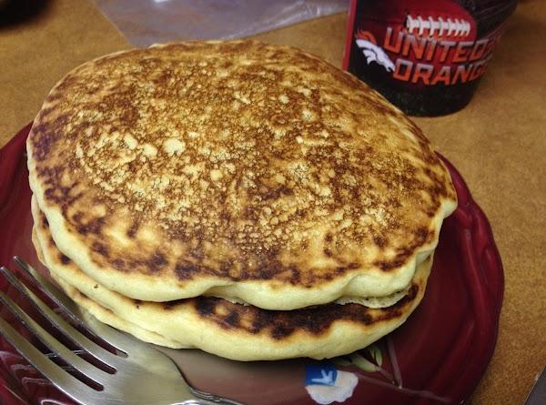 Fluffy Vegan Pancakes Recipe