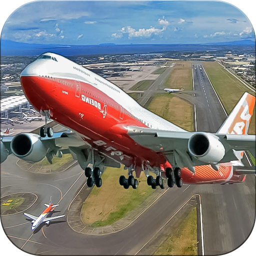 ✈️ Fly Real simulator jet Airplane games file APK for Gaming PC/PS3/PS4 Smart TV