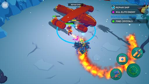 Space Pioneer: Alien Shooter, Action War Game 1.3.0 {cheat|hack|gameplay|apk mod|resources generator} 2