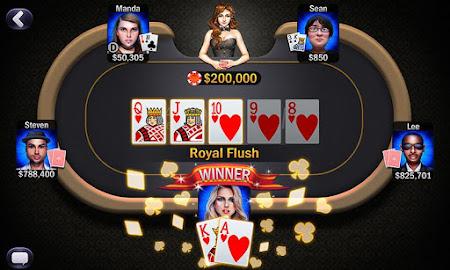 Texas Holdem - Poker Series 1.0.4 screenshot 8756