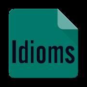 All English Idioms & Phrases