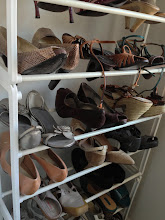 Photo: Various women's shoes, size 6.5. $1-$10.