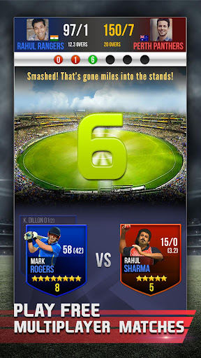 Hitwicketu2122 T20 Cricket Game 2018 3.0.22 Screenshots 6