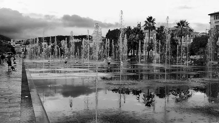 Giochi d'acqua. di LaMony