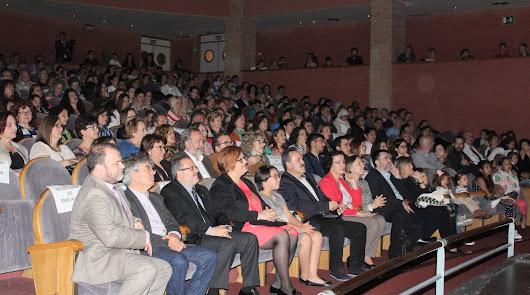 II Gala de convivencia de los colegios Rosa Relaño, Los Millares y Freinet