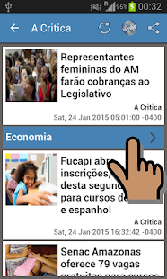 Brazil News & More- screenshot thumbnail