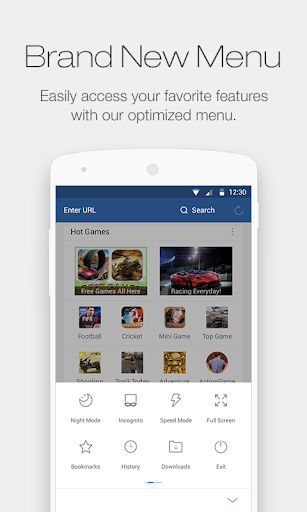 UC Browser Mini-Fast Download