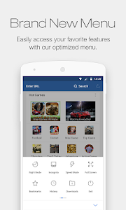 UC Browser Mini for Android v9.1.1