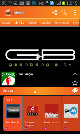 Banglalink Mobile TV 6 screenshot 458609