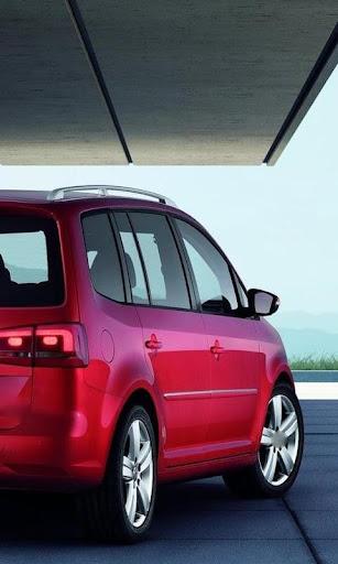 Wallpapers Volkswagen Touran