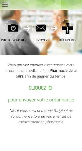 Pharmacie de la gare Feyzin